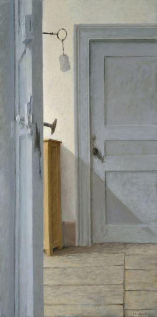 La Chambre Close by Anne Francoise Couloumy