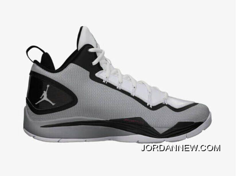 Nehmen Billig Schwarz Schuhe Billig Verkauf Weiß Wolf Grau Deal Jordan Super.fly 2 Po Infrared 23 645058005