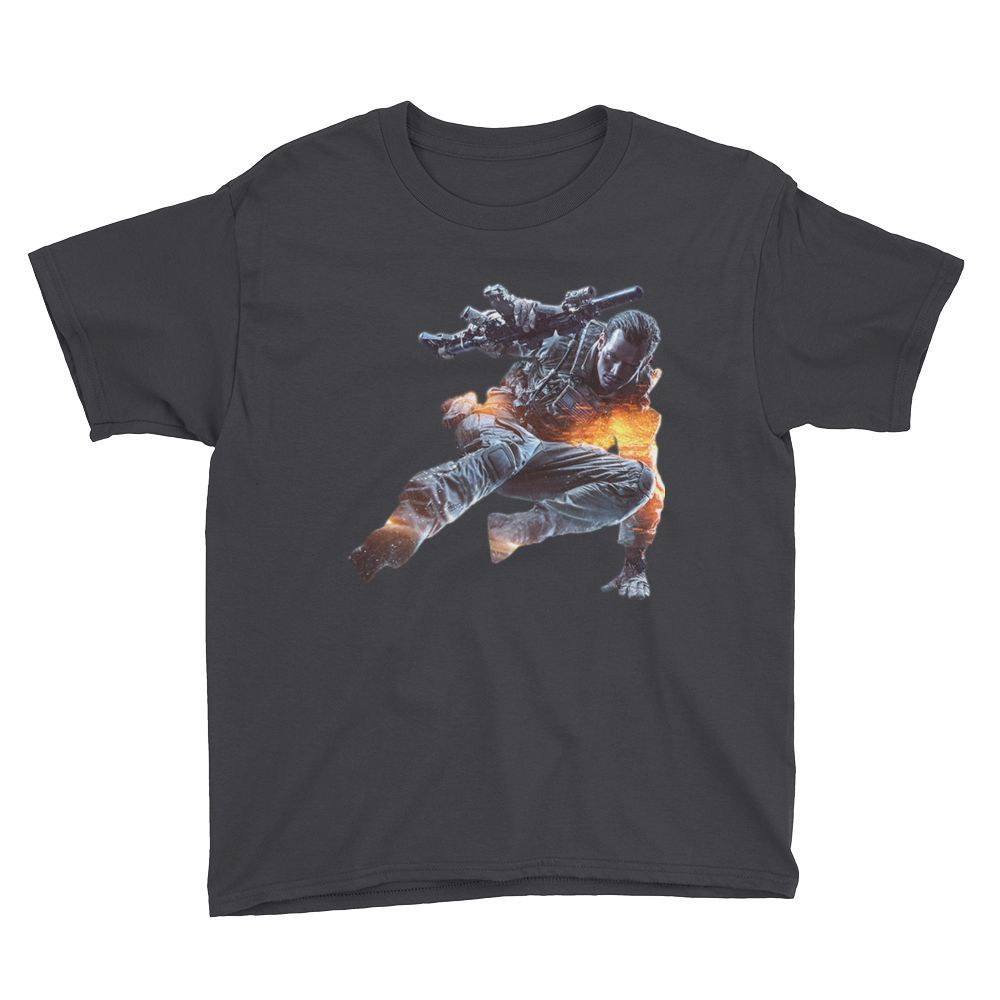 Battlefield Youth Short Sleeve T-Shirt