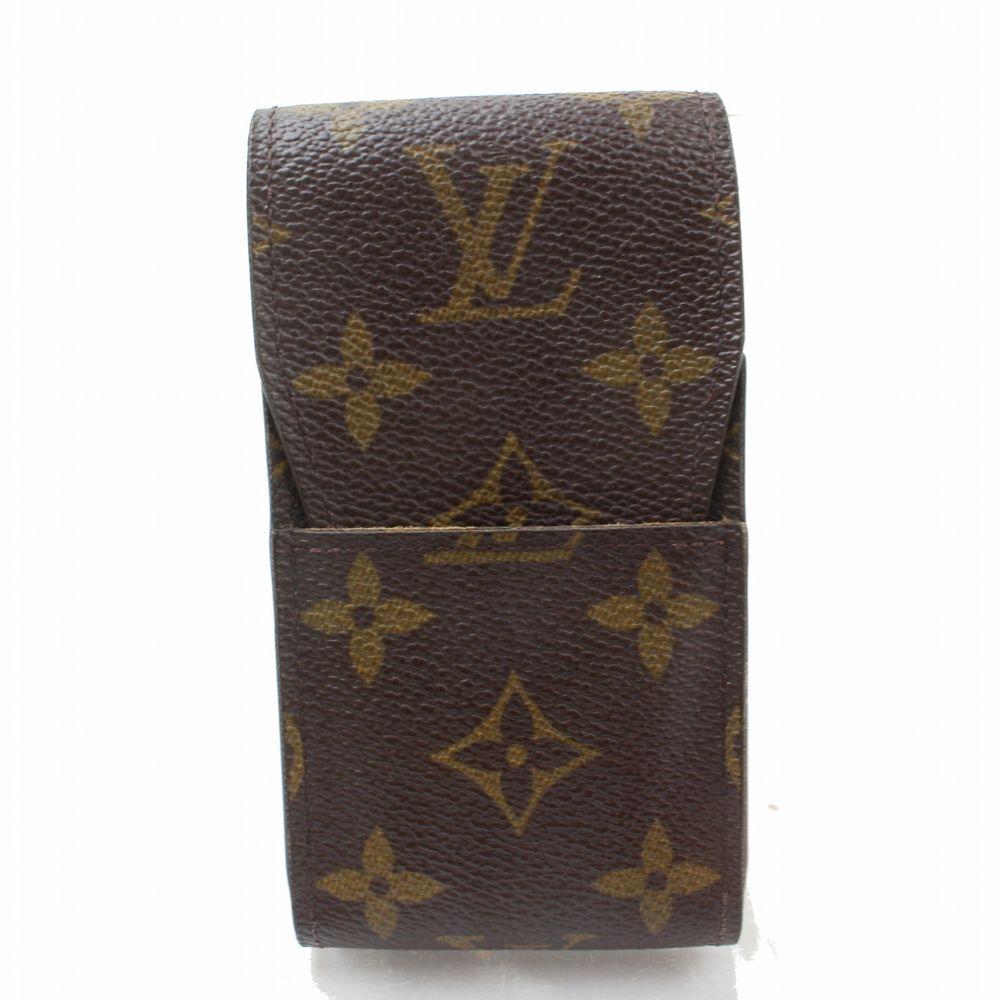 44ca22c7834d Authentic Louis Vuitton Cigarette Case Etui Cigarette Brown Monogram 365964   fashion  clothing  shoes  accessories  womensaccessories  wallets (ebay  link)