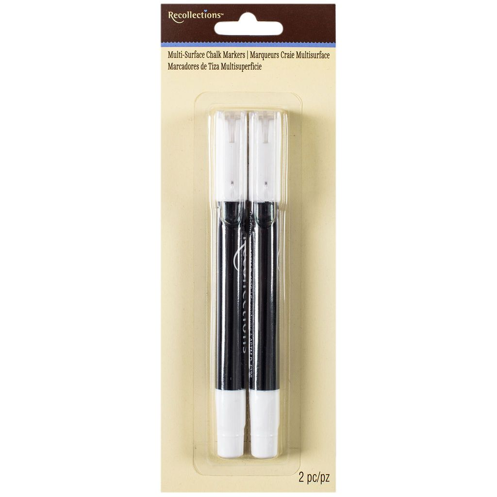 Multi Surface Marker 2 Pc Chalk Markers Markers Liquid Chalk Markers
