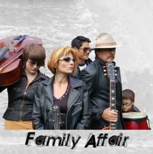 FAMILY AFFAIR  - THE CELLO ROCK SOUND SYSTEM