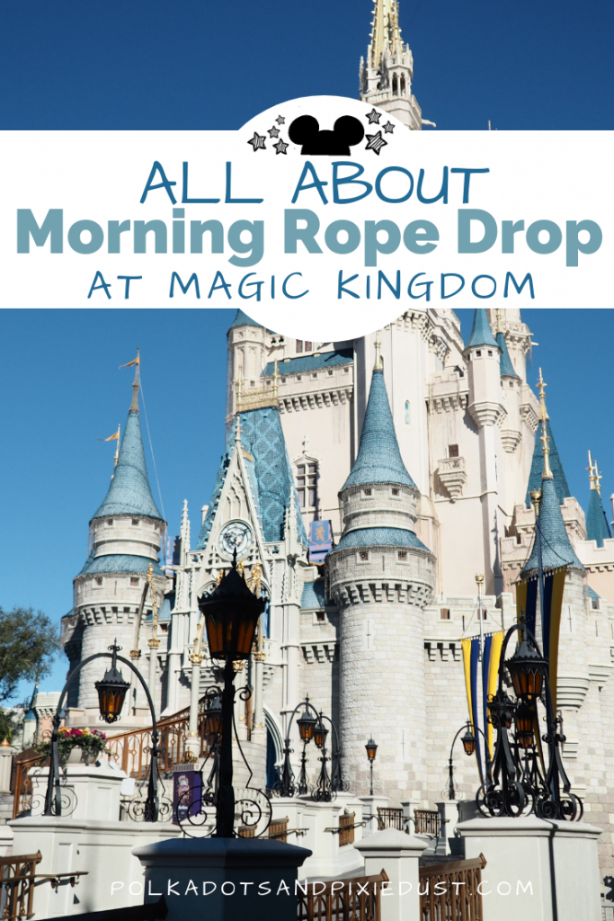 New Rope Drop and Opening Ceremony at Magic Kingdom – Polka Dots and Pixie Dust Disney Vacation Blog