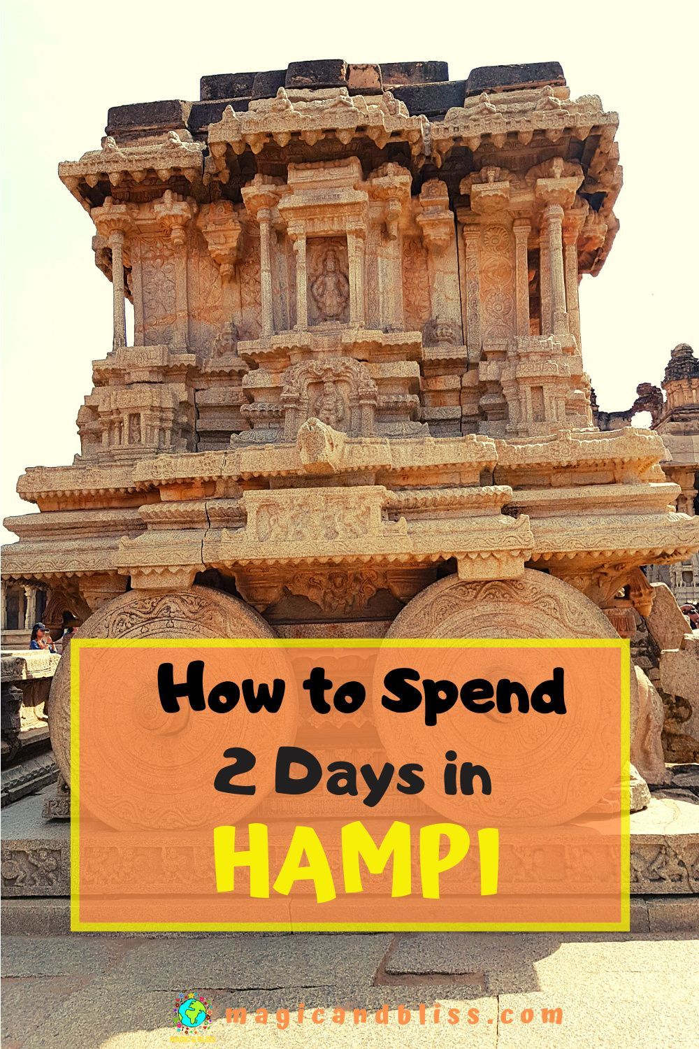 How to Spend 2 days in Hampi Your Travel Guide in 2020