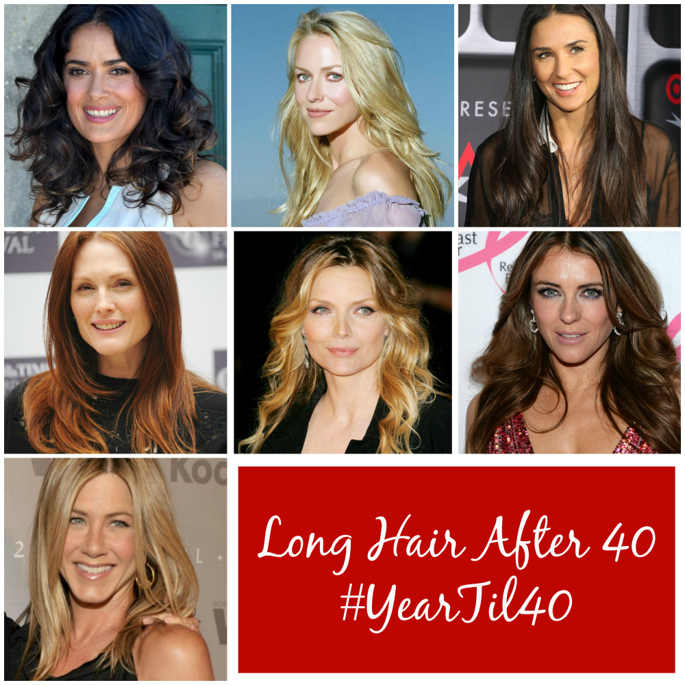 Hairstyles For Long Hair 40 Year Olds Long Hair Styles 40 Year Old Hair Styles Long Face Hairstyles
