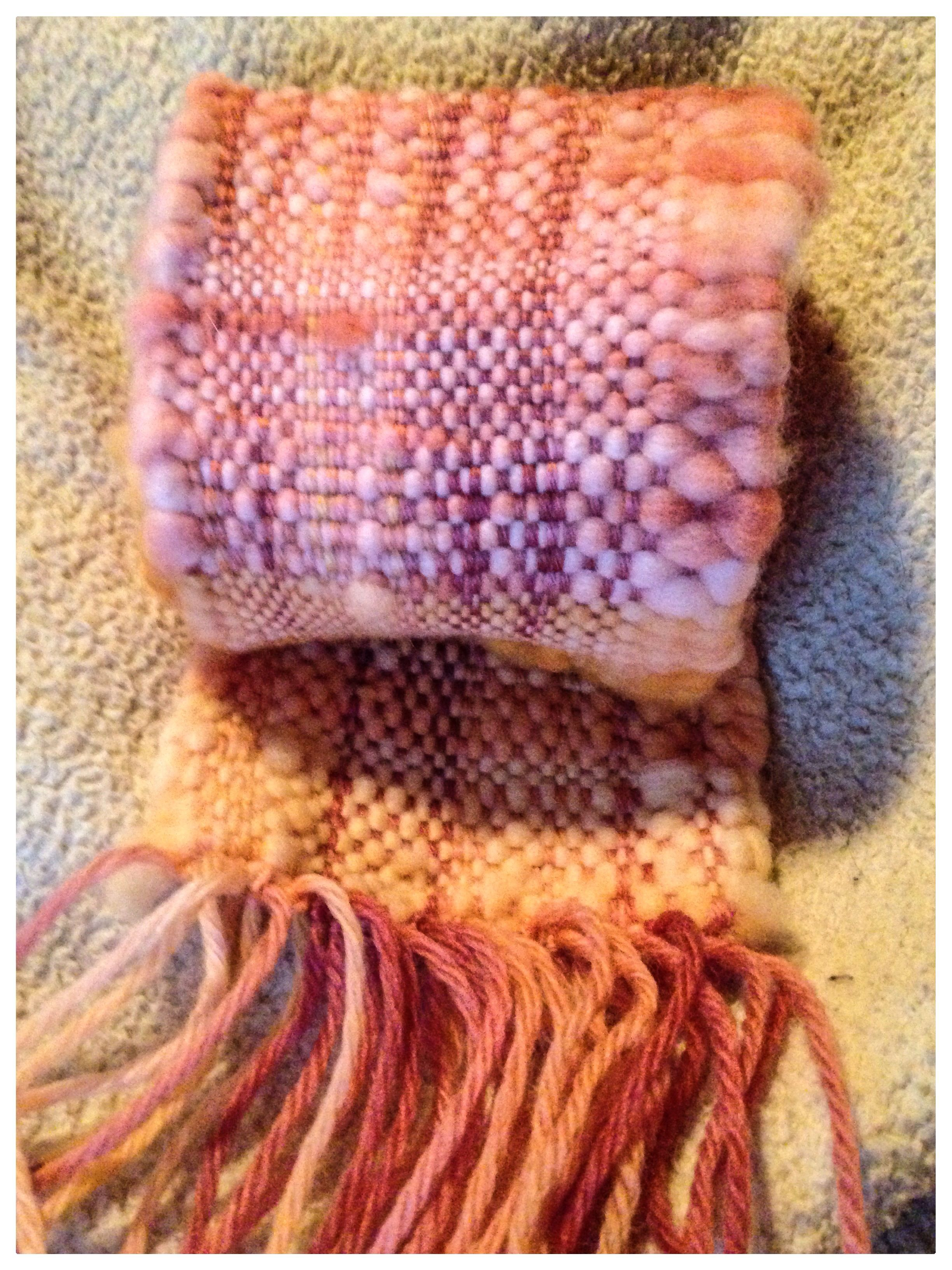 dyed Hand Roving Warp Weft Wool yarn hand dyed wool