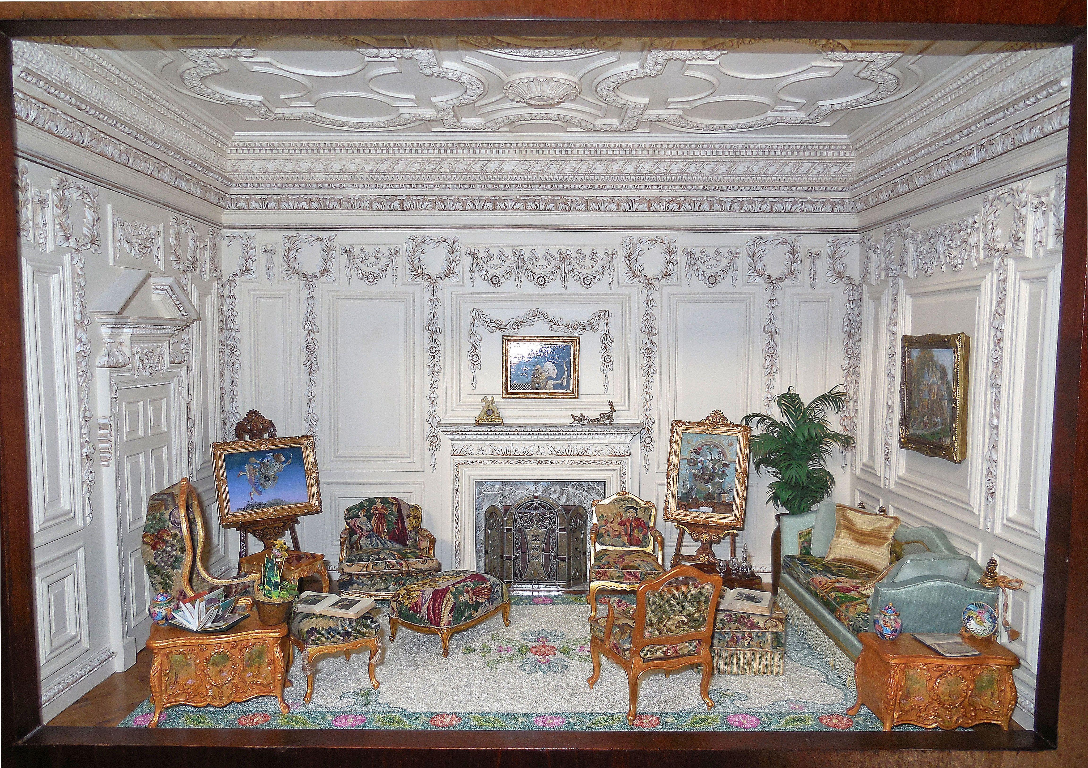 Ron Hubble Roombox
