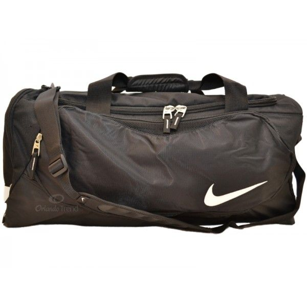 Nike Max Air Large Black Team Training Duffel Bag BA4015 at  OrlandoTrend.com  Nike  OrlandoTrend 5e60071fa