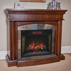 Featherston Electric Fireplace Mantel Package Gds28l8 1152lr Dimplex Electric Fireplace Fireplace Mantels Fireplace