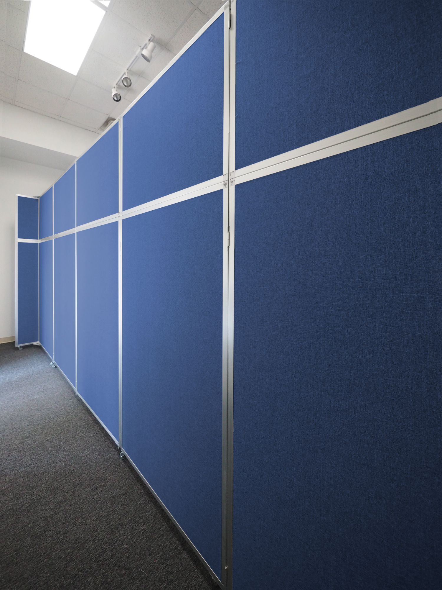 Our operable wall room dividers provide an affordable alternative to