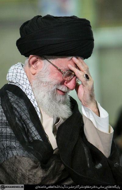 Ayatollah Sayyid Ali Khamenei Fictional Characters Character John