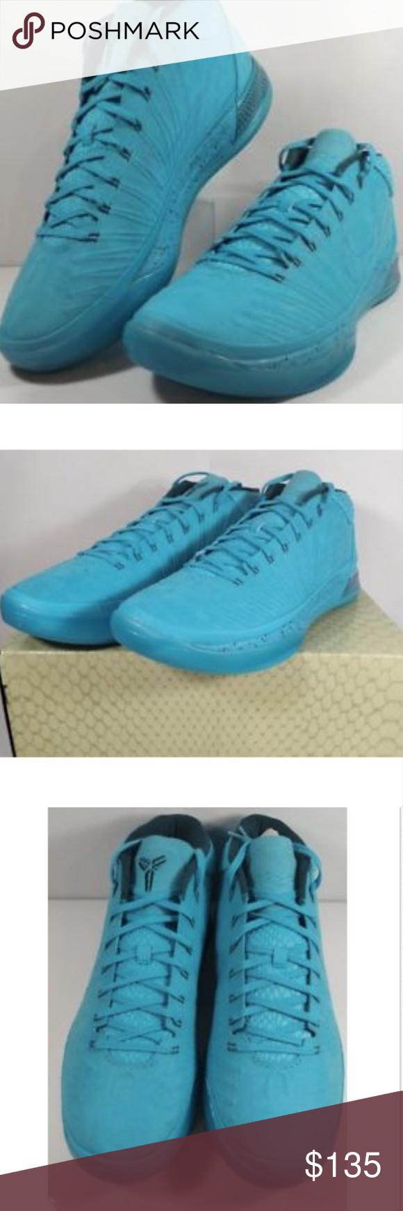 d2881a9fdad Nike Kobe AD Blue Fury Size 11 Nike Kobe AD A.D. Mid Honesty Mamba  Mentality Blue Fury Size 11 922482 400 Nike Shoes Athletic Shoes