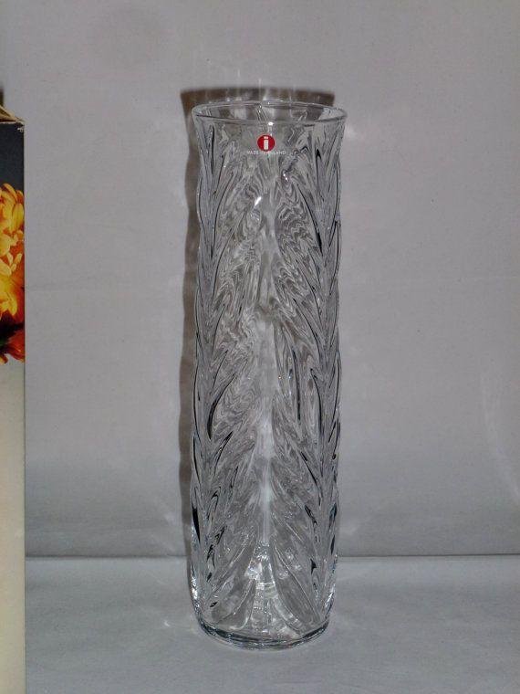 Vintage Iittala Vita Vase Original Design By Valto Kokko