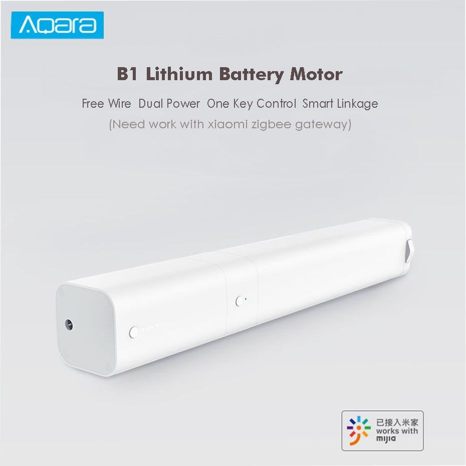 Cheap Automatic Curtain Control System Buy Directly From China Suppliers Aqara B1 Smart Curtain Motor Remote Control Wireless Smart Motorized Electric Timing A
