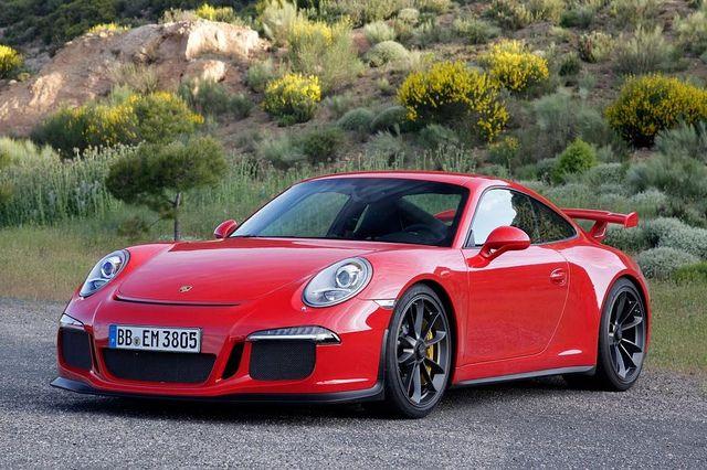 Porsche 991 GT3 4