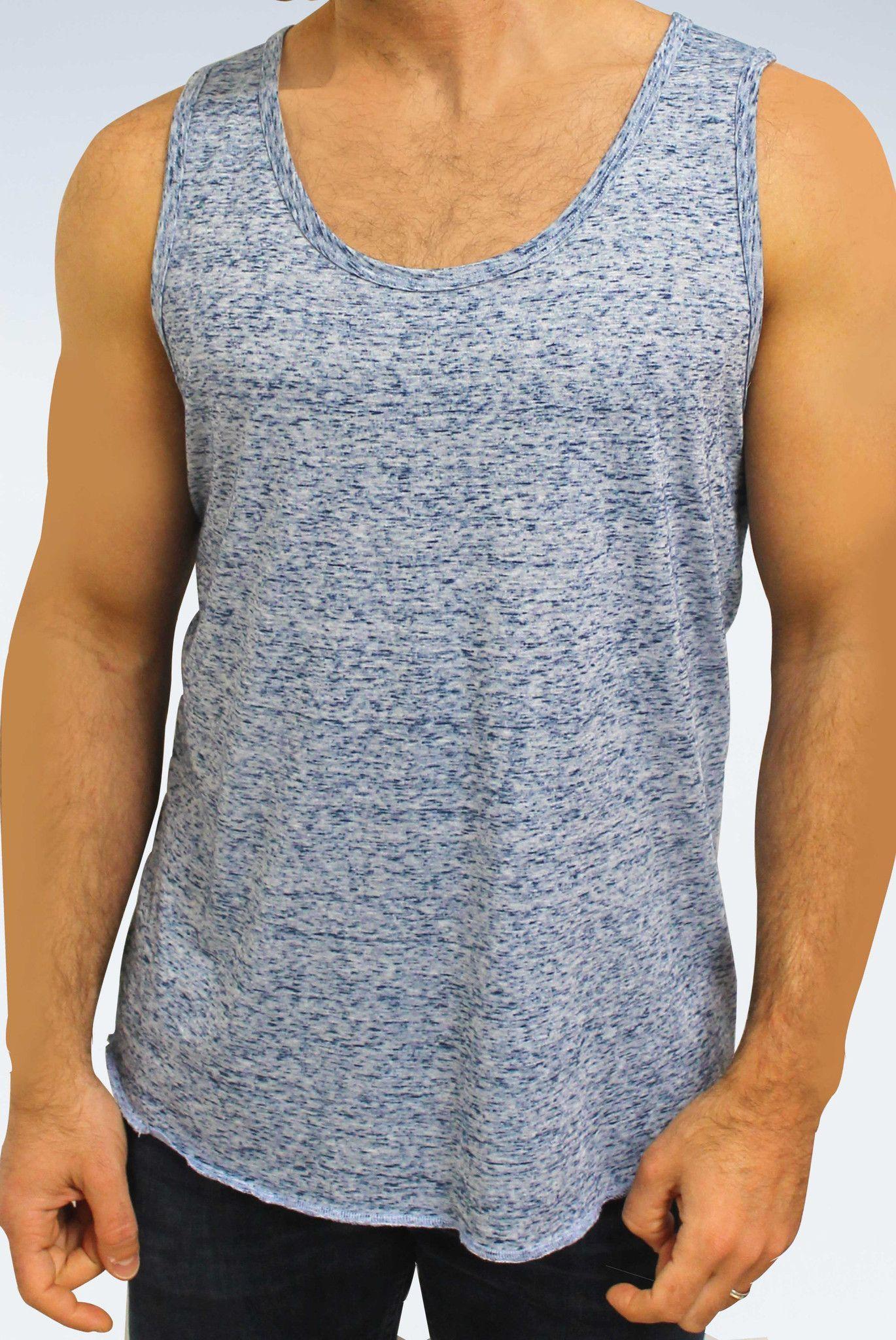 Camiseta sin Mangas Hombre Blend Tanktop