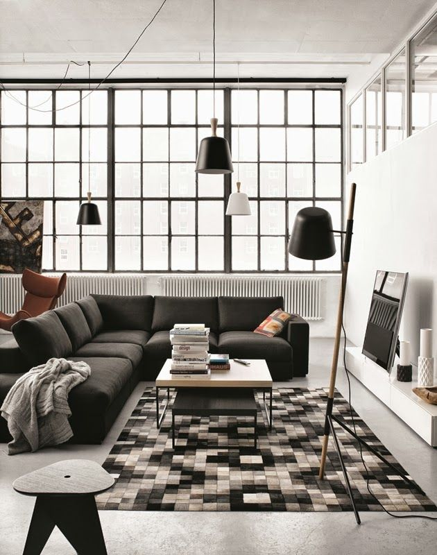 Urban Danish design | Daily Dream Decor | E S P A C I O S ...