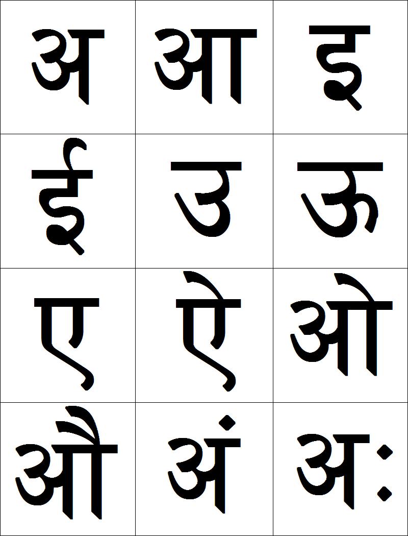Http Indianwifemotherandengineer Blogspot Com 2013 02 Marathi Swar Vowels Flash Cards Html Hindi Worksheets Alphabet Flashcards Flashcards [ 1050 x 800 Pixel ]