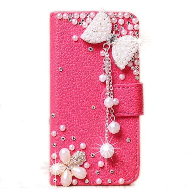 new style 6c47a f2fbf for Samsung J7 Prime Case Handmade Diamond Flip Wallet Cover for ...