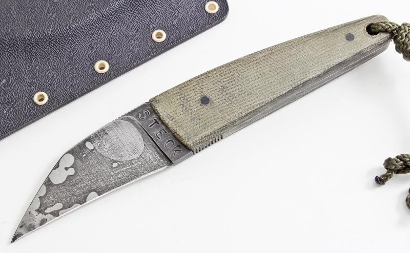 Constellation Kiridashi Neck Knife Knife Knife Design