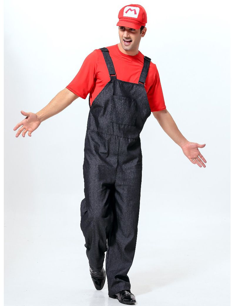 Image result for mario mens cosplay  sc 1 st  Pinterest & Image result for mario mens cosplay | Luigi Cosplay | Pinterest ...