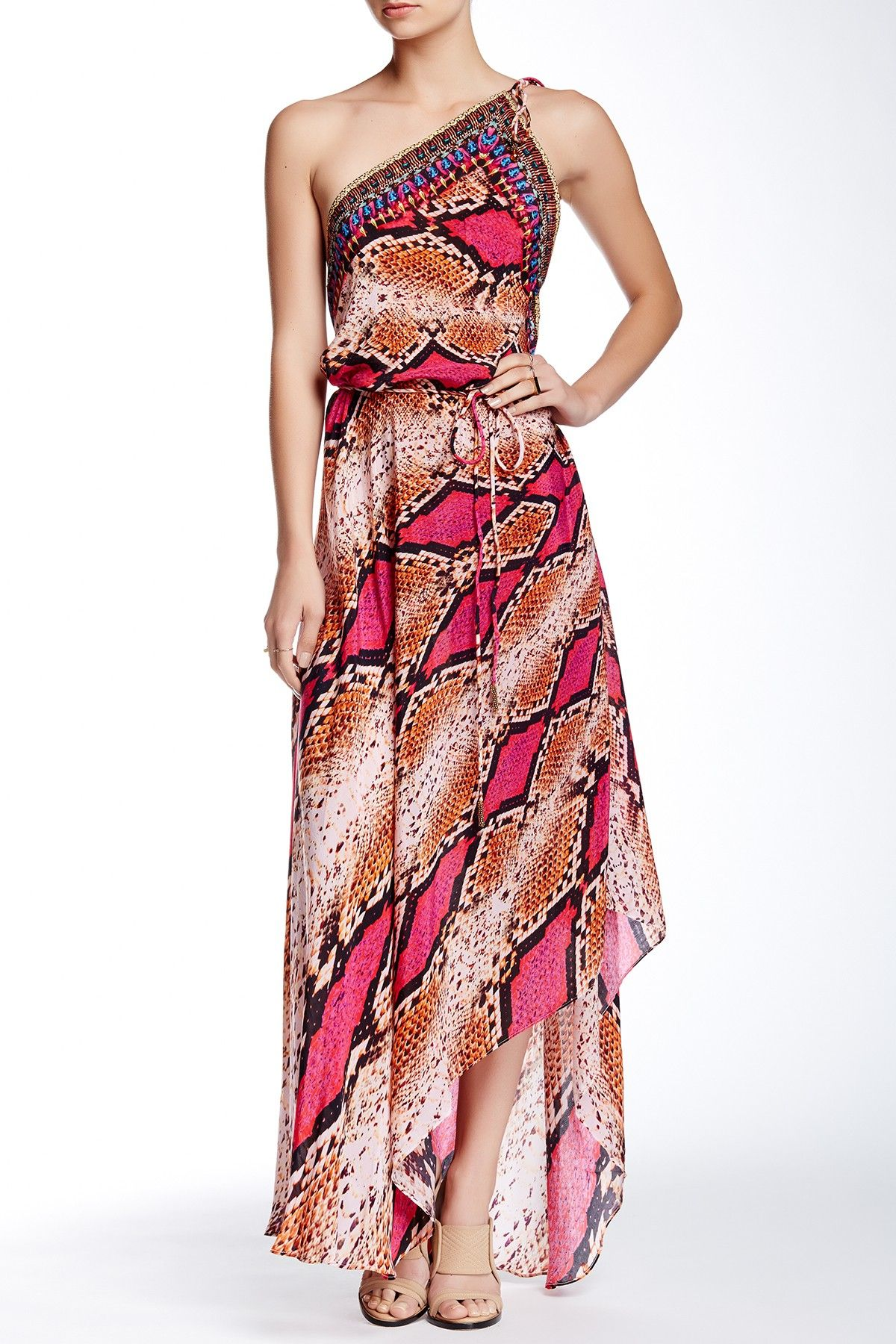Convertible Python Dress by Parides on @HauteLook