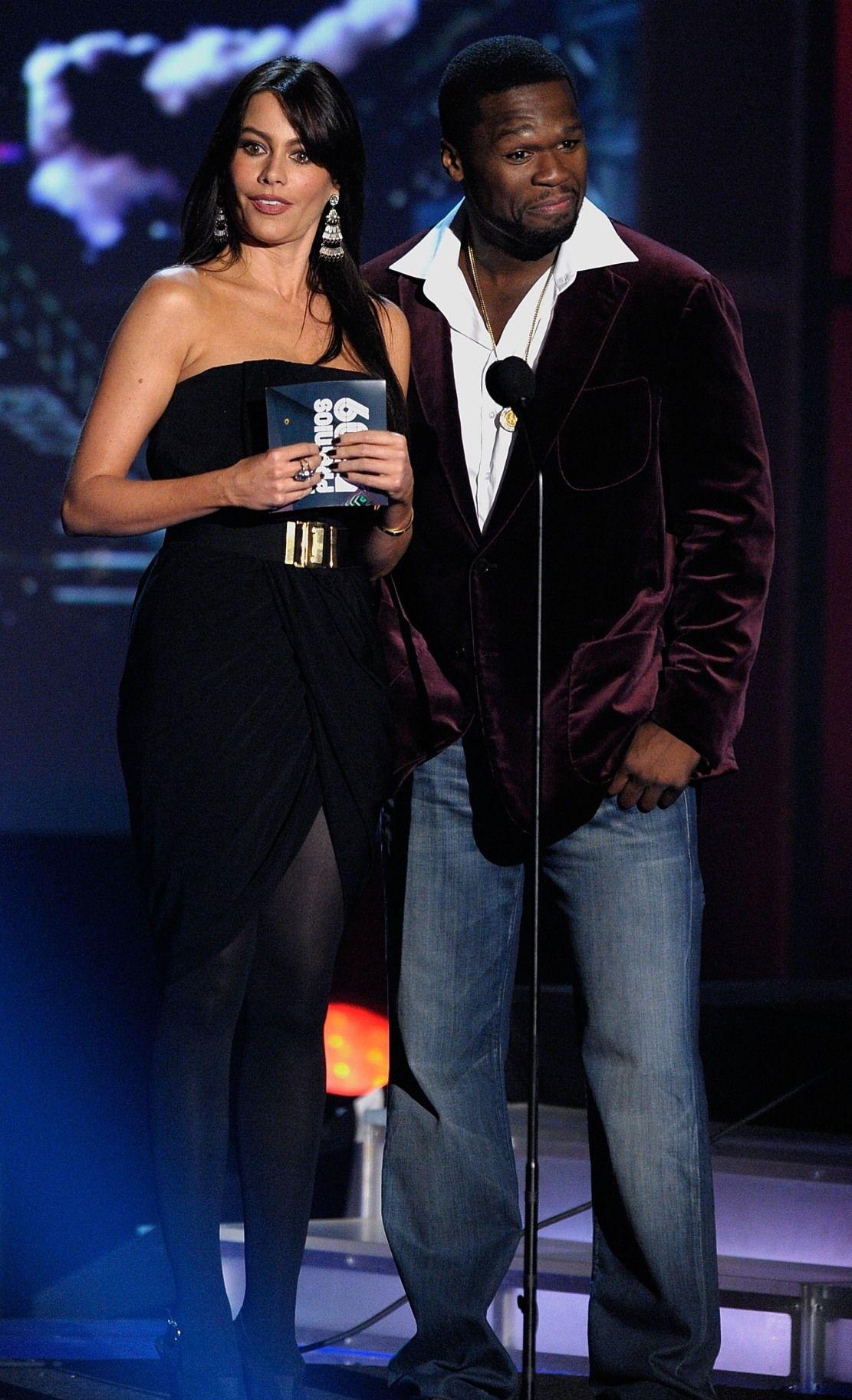 50 Cent and Sofia Vergara