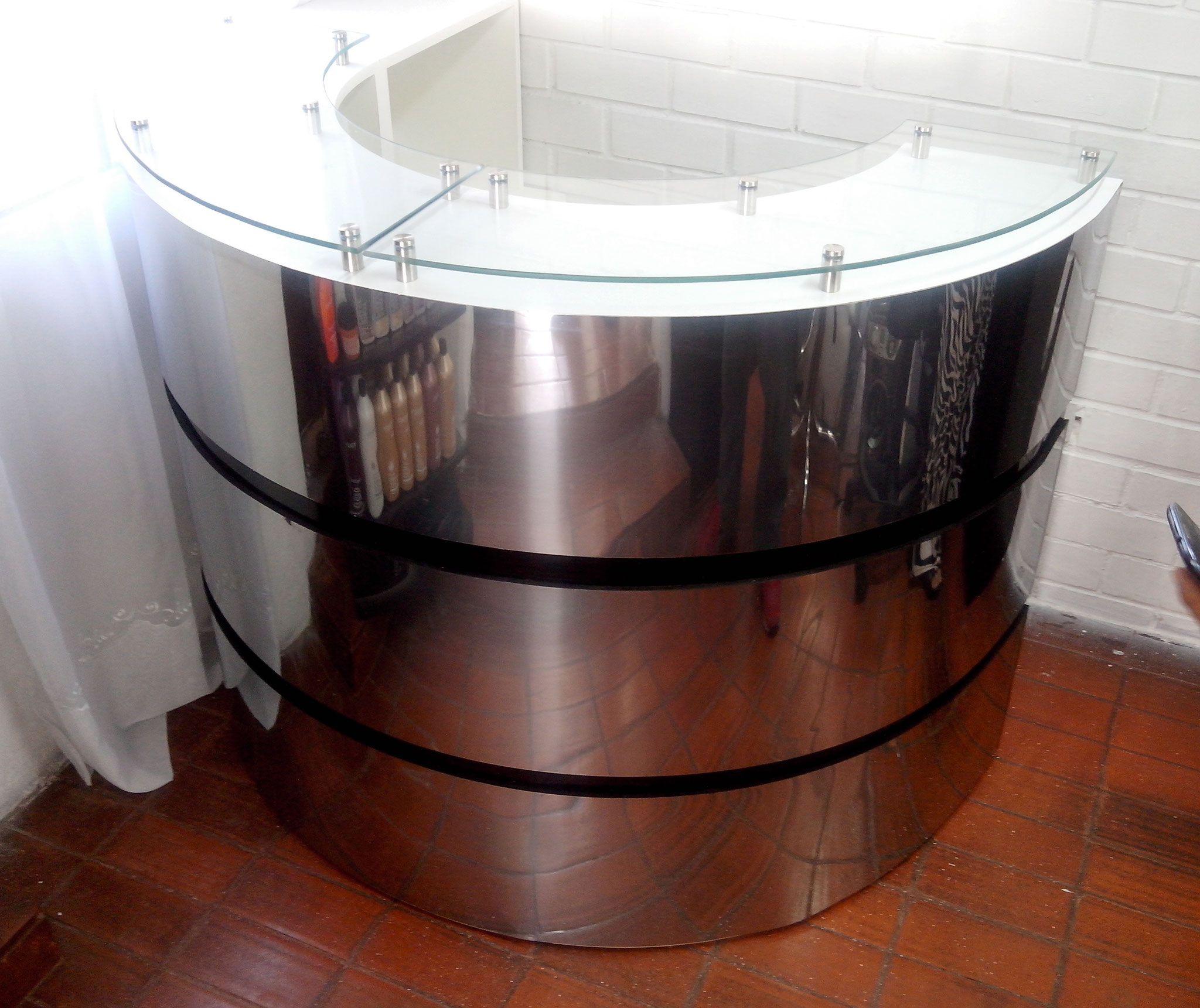 Muebles De Recepci N Muebles De Recepci N Moderna Mueble De  # Muebles Para Kichinet