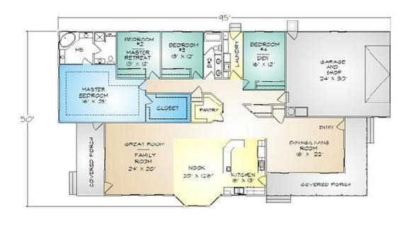 Mendocino Floor Plan From Pacific Modern Homes Inc Floor Plans Home Inc Prefab