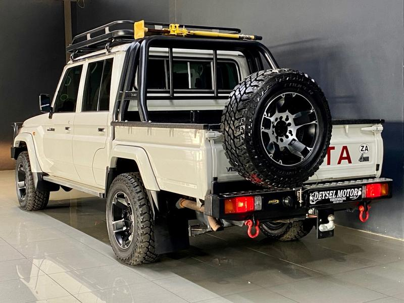 Toyota Land Cruiser 79 4 0 V6 Double Cab For Sale In Vereeniging Id 25341382 Autotrader In 2020 Toyota Land Cruiser Land Cruiser Toyota