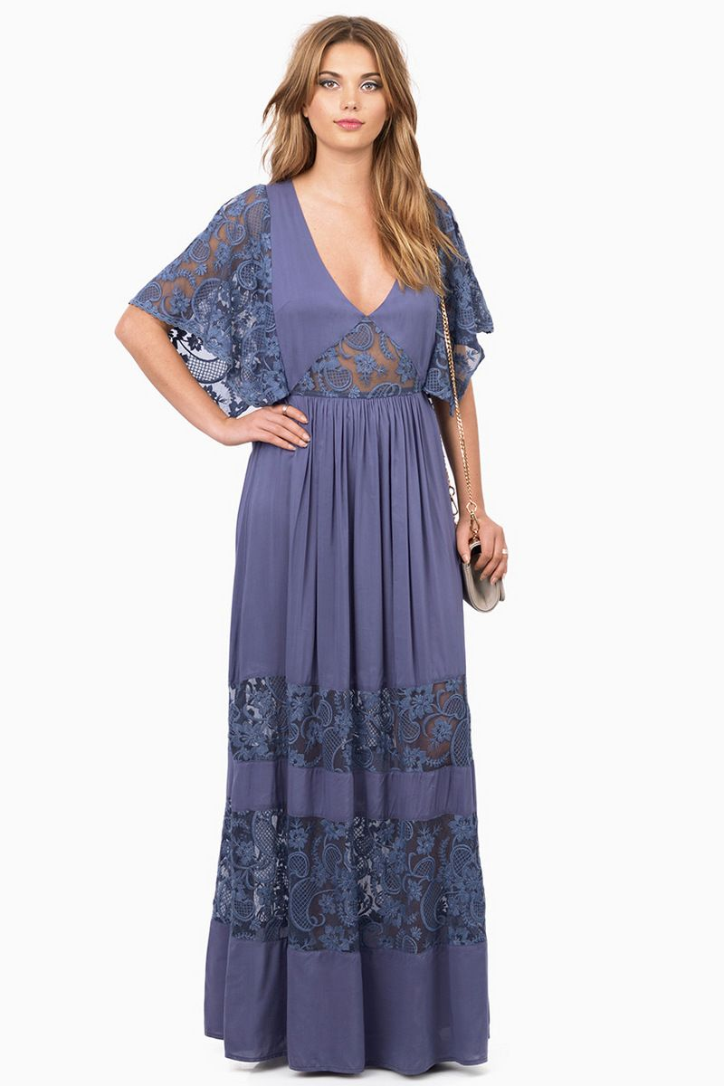 Aurora mae dress fashion pinterest blue maxi dresses blue