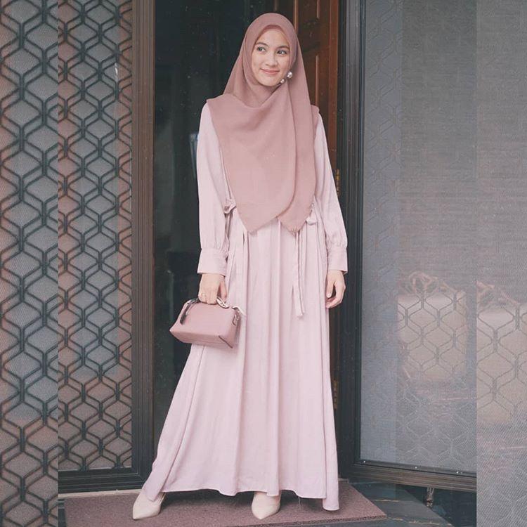 Video Tutorial Hijab Alyssa Soebandono