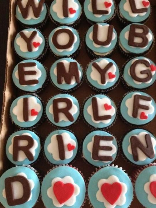 Will You Be My Girlfriend Ideas