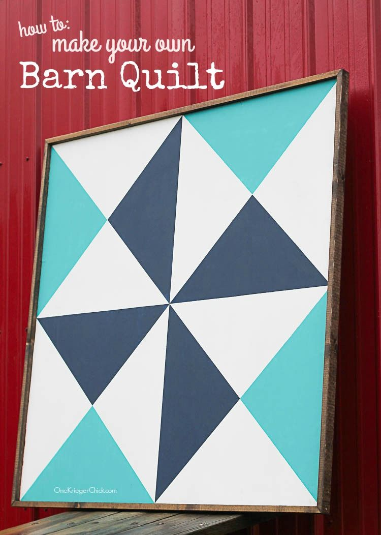 Barn Quilt Diy Crafts Pinterest Barn Quilts Barn And Craft