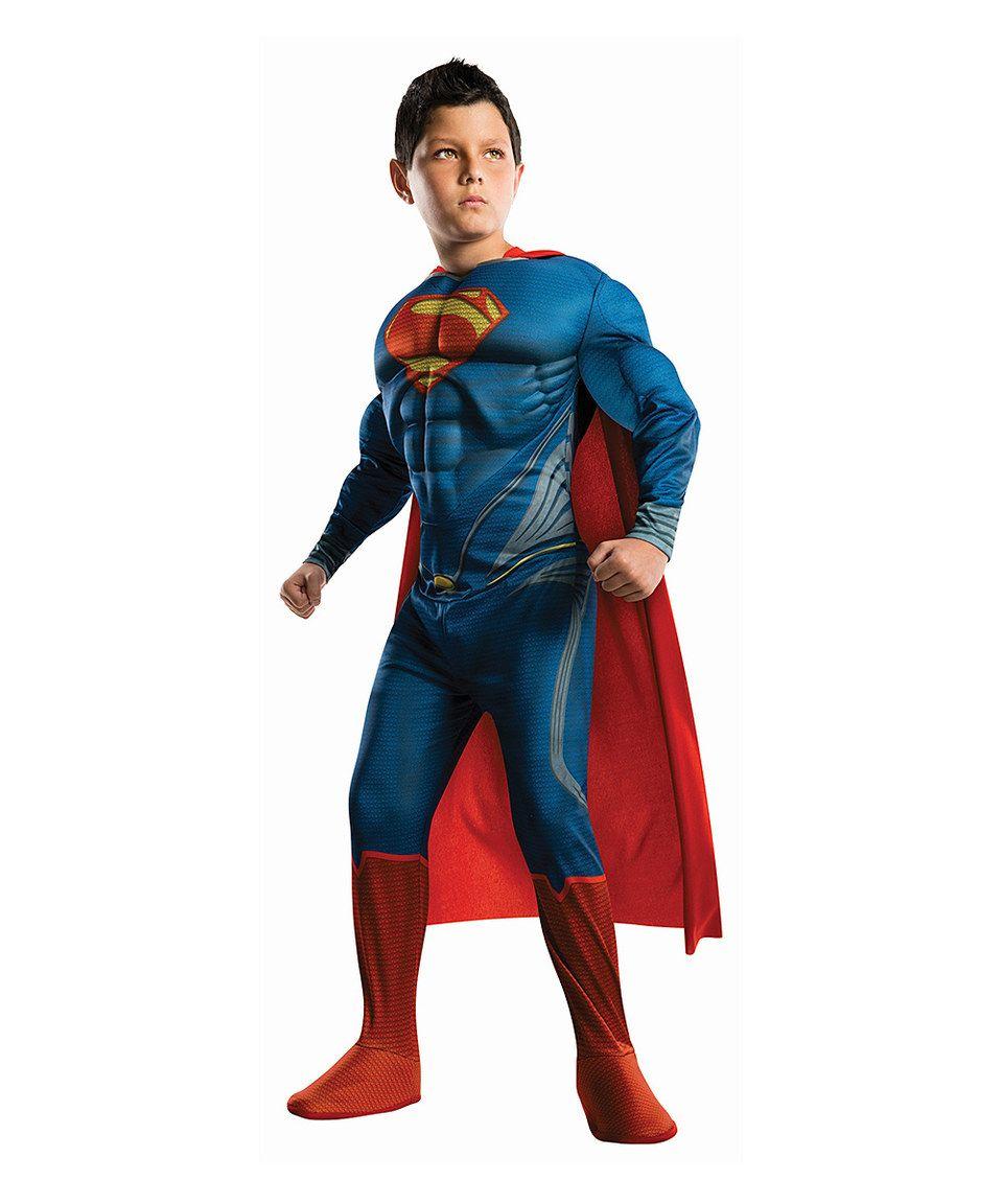 Look at this #zulilyfind! Red & Blue Superman Dress-Up Set ...