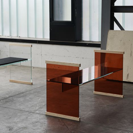 Bouroullecs to present glass furniture range in Milan