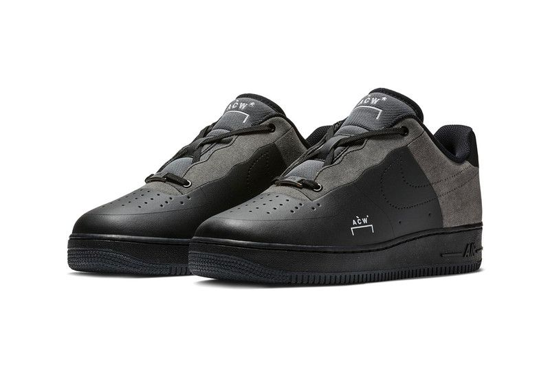 6b84c3d6865 A-COLD-WALL  x Nike Air Force 1 Low Official Imagery Surfaces ...