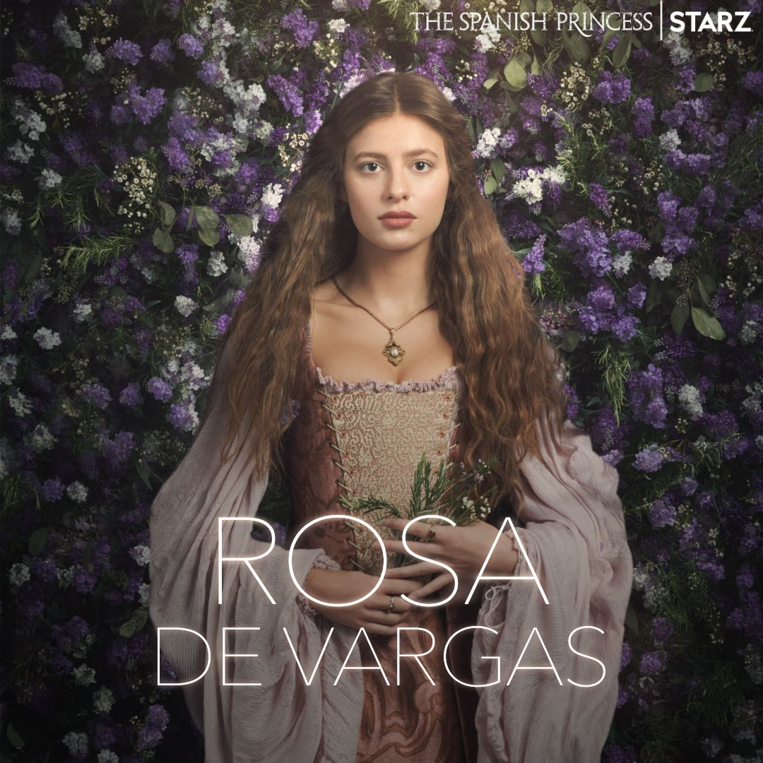 Pin by STARZ on The Spanish Princess (With images) The
