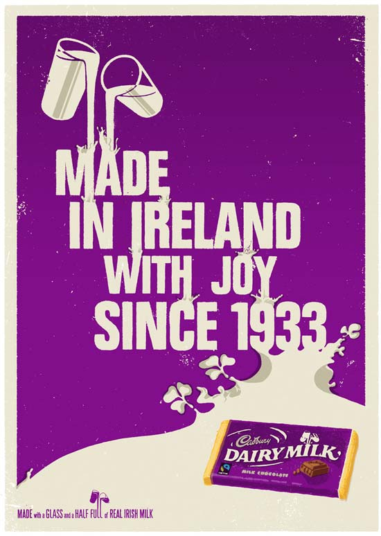 LOVE Love Cadbury Milk Chocolate Its Just A Bonus From Ireland