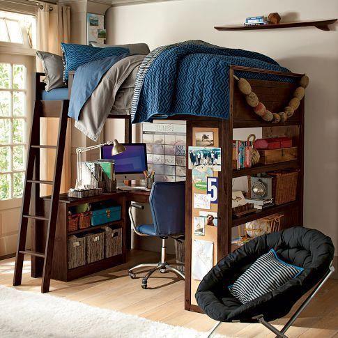 El cuarto de un dise ador gr fico p habitaciones pinterest - Disenador de armarios ...