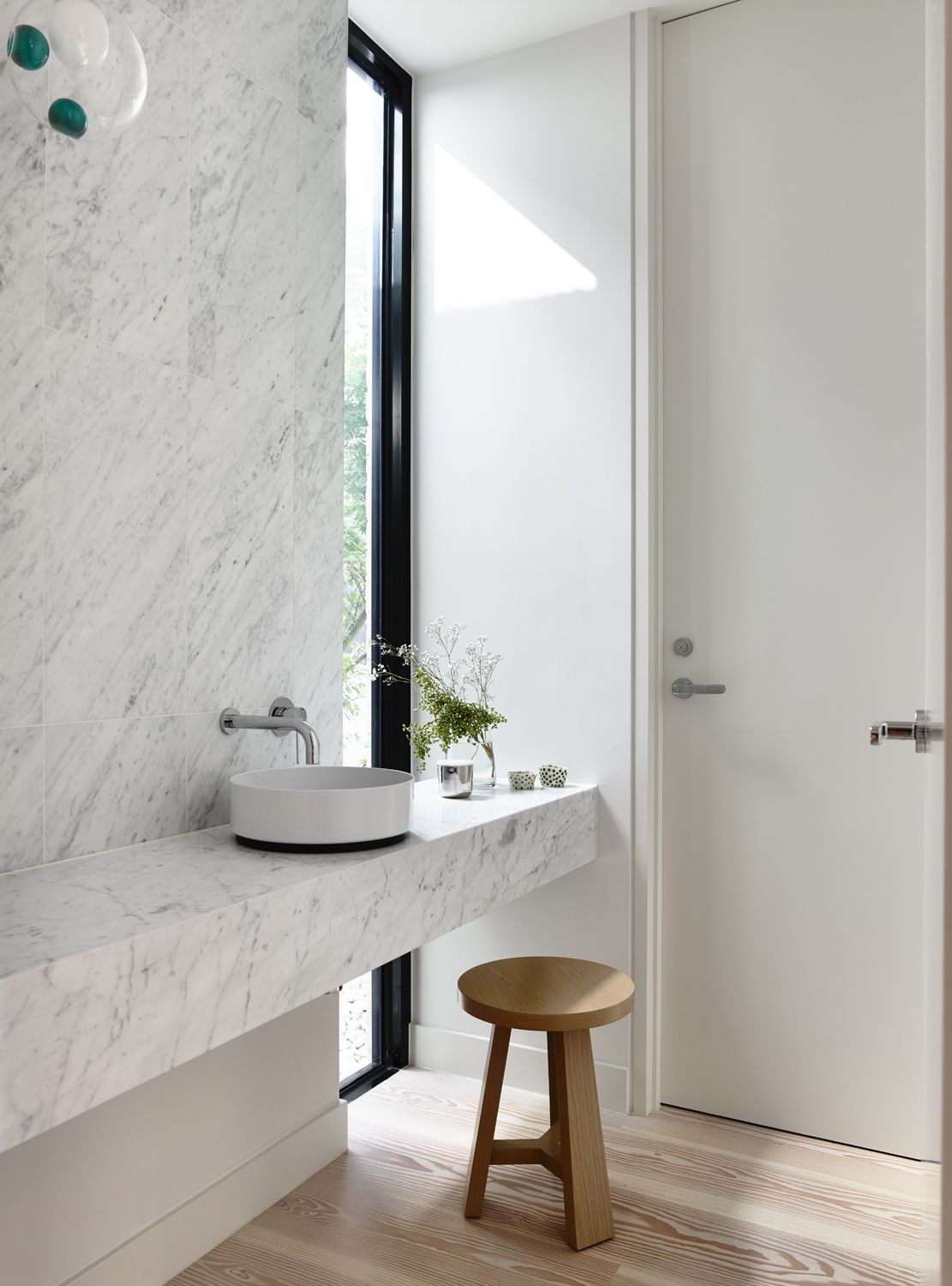 Inglis Architects Toorak House Bathroom Inspiration Contemporary Bathrooms Modern Marble