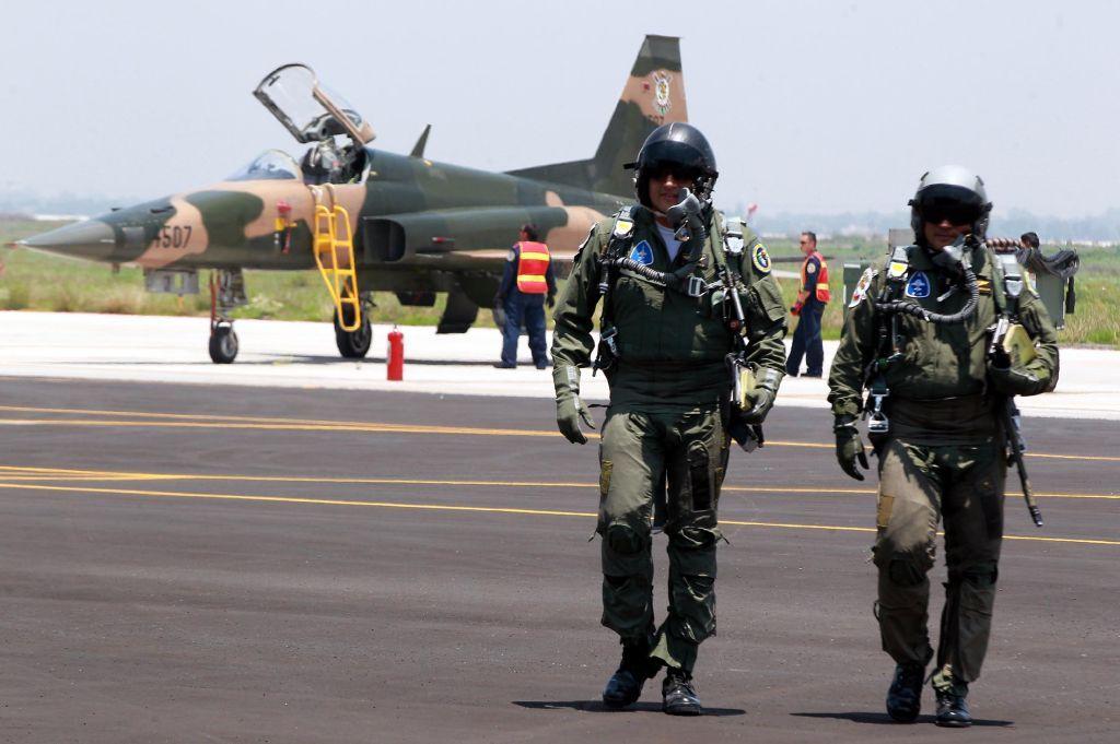 Fuerza Aérea Mexicana E.A. 401 Pilots México Escuadron