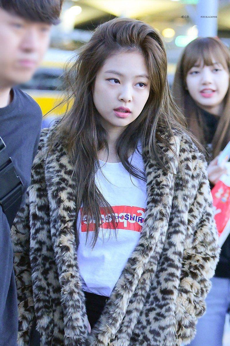 Jennie Pics Kimjenniepics Twitter Potret Diri Selebritas Gadis Korea