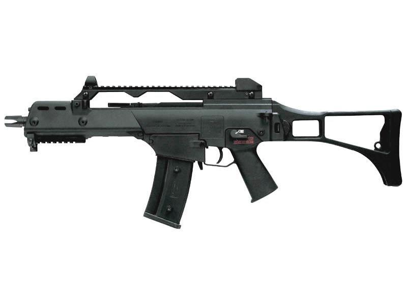 El fusil de asalto HK G36 nació en la década de 1990 cuando la ...