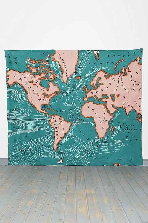 Ocean Current Tapestry | UO