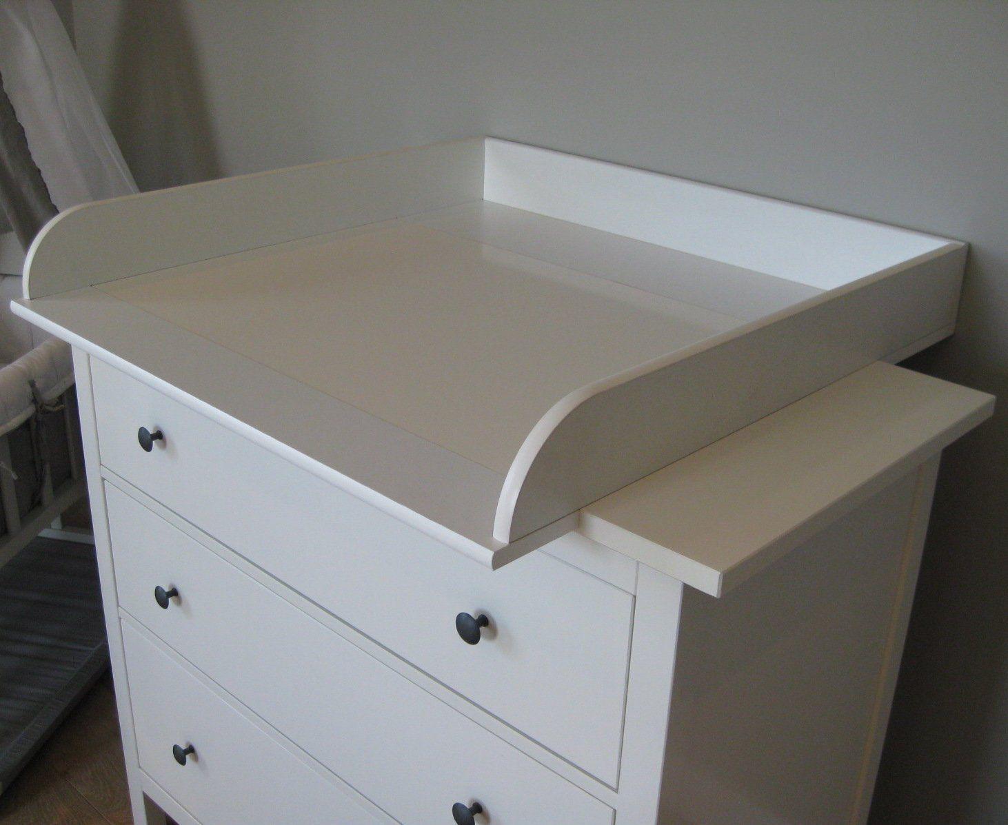 Ikea Wickeltischaufsatz rundkante wickelaufsatz wickeltischaufsatz für ikea hemnes