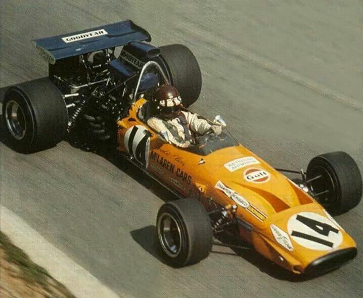 1971 McLaren M19