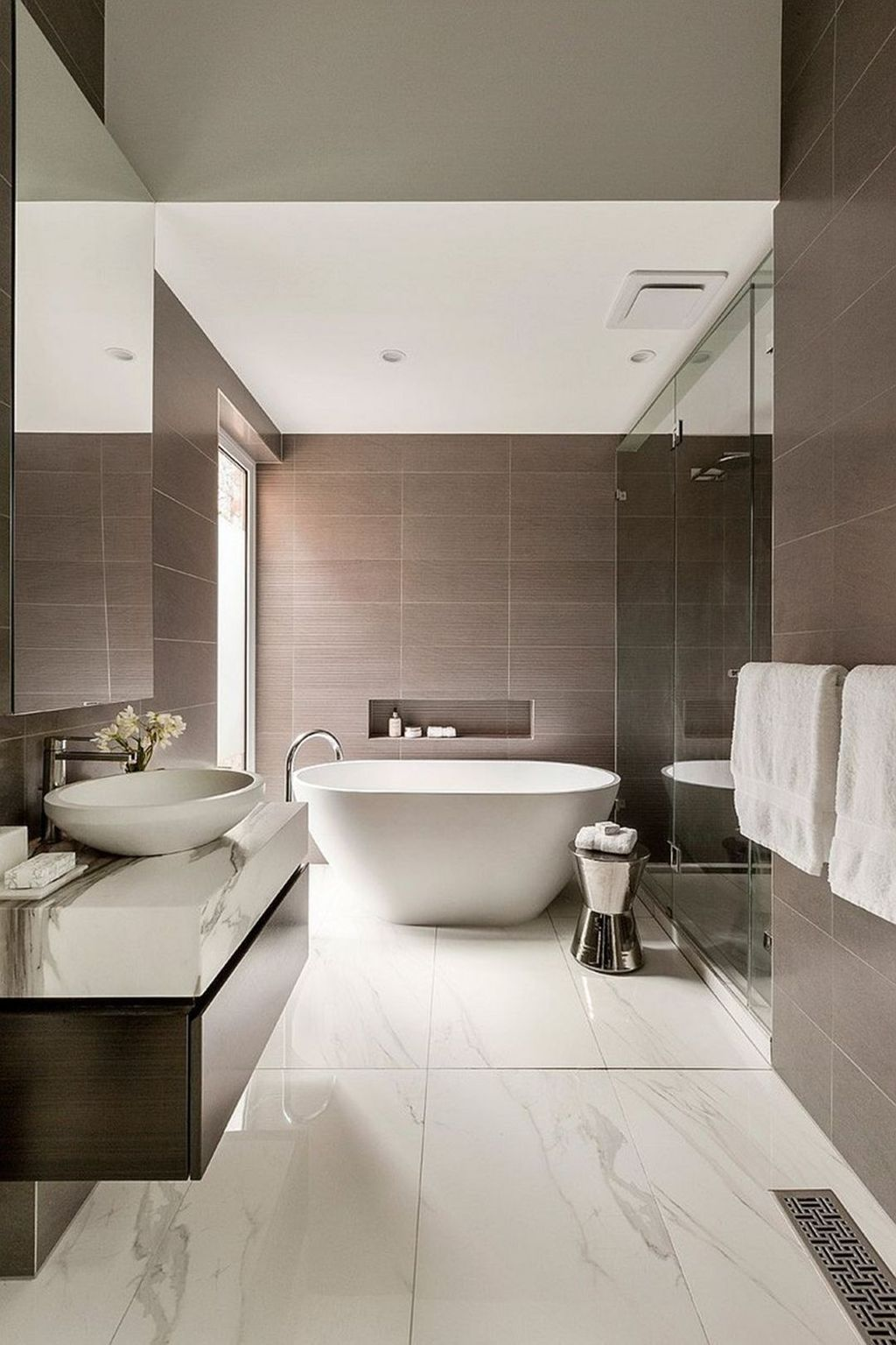 Photo of 31 Nice Contemporary Bathrooms Design You Never Seen Before