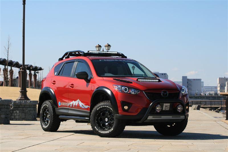 マツダ Cx 5 Roadhouseの愛車紹介 Terrain Mazda Cars Mazda Cx5