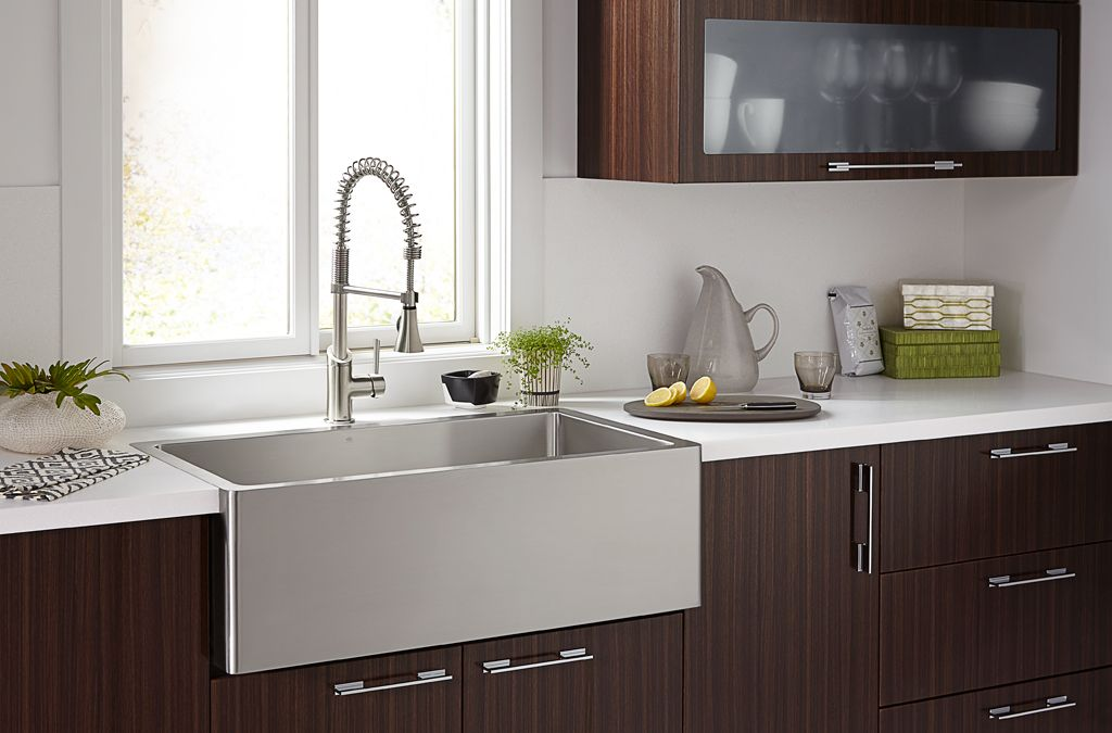 Orchard Stainless Steel Kitchen Farm Sink And Fresno Culinary Stunning Custom Kitchen Design Software Inspiration